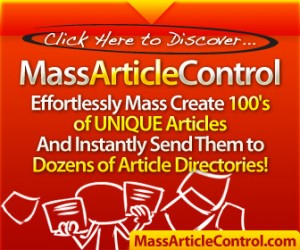 create and manage blog articles
